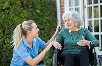 European Christian Facility Care Assisted Living MISSION HILLS, California