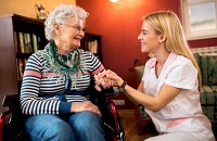 Redondo Beach Elderly Home Assisted Living in SYLMAR, California