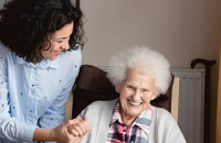 Nicole Bushaw And Patricia Barajas Adult Foster Home Assisted Living Facility in Dallas, OR