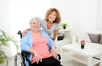 Lang Home Assisted Living Center in DOUSMAN, WI