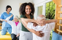 Nottingham Regional Rehab Center Assisted Living Community in Baton Rouge, LA