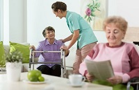 Mount Carmel Rehabilitation And Nursing Center Assisted Living Hillsborough County, New Hampshire