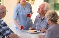 Gentle Care Home Assisted Living Community in ORANGE, CA
