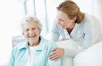 Orchid Villa Residential Care Assisted Living Community in MENLO PARK, CA