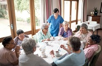 Personal Care Memory Care @ The Park Assisted Living Center in NORTH WALES, PA