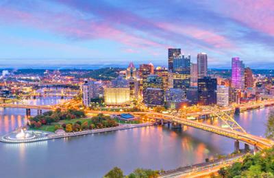 16 - Pittsburgh, Pennsylvania
