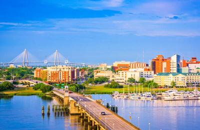 17 - Charleston, South Carolina