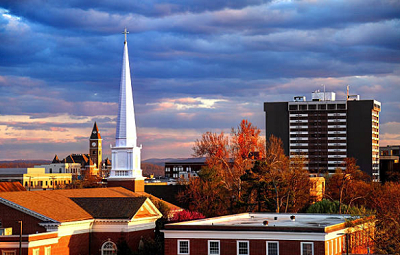 2 - Fayetteville, Arkansas