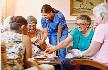 Staffing Requirements for Assisted Living and Memory Care Facilities