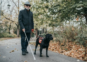 Assisted Living for Blind & Visually Impaired Seniors